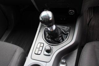 2016 Ford Ranger PX MkII XL Grey 6 Speed Manual Utility