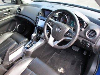 2011 Holden Cruze JH Series II MY11 SRi-V Blue 6 Speed Sports Automatic Sedan.