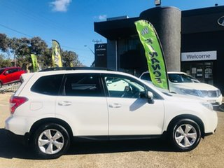 2012 Subaru Forester S4 MY13 2.5i-L Lineartronic AWD White 6 Speed Constant Variable Wagon