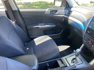 2011 Subaru Forester S3 MY11 X AWD Black 4 Speed Sports Automatic Wagon