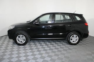 2006 Hyundai Santa Fe CM MY07 SLX Black 4 Speed Sports Automatic Wagon