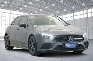 2018 Mercedes-Benz A-Class W177 A250 DCT Grey 7 Speed Sports Automatic Dual Clutch Hatchback.