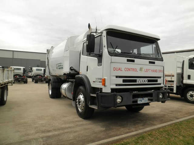 Used Iveco Acco Derrimut, 2005 Iveco Acco 2350G 260 Automatic