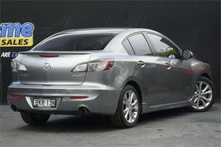 2009 Mazda 3 BL10L1 SP25 Activematic Silver 5 Speed Sports Automatic Sedan