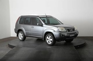 2006 Nissan X-Trail T30 MY04 ST-X Special Edition (4x4) Grey 4 Speed Automatic Wagon
