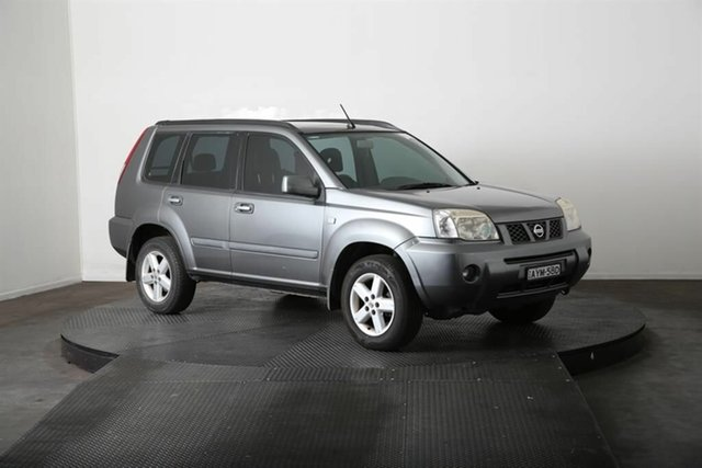 Used Nissan X-Trail T30 MY04 ST-X Special Edition (4x4) Arundel, 2006 Nissan X-Trail T30 MY04 ST-X Special Edition (4x4) Grey 4 Speed Automatic Wagon