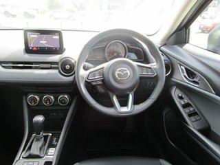 2021 Mazda CX-3 DK2W7A sTouring SKYACTIV-Drive FWD Blue 6 Speed Sports Automatic Wagon