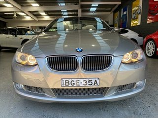 2008 BMW 335i E93 335i Gold Sports Automatic Convertible.