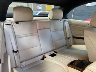 2008 BMW 335i E93 335i Gold Sports Automatic Convertible