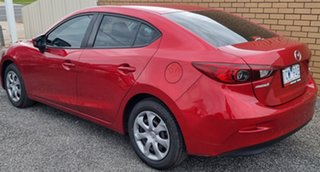2014 Mazda 3 BM5278 Neo SKYACTIV-Drive Red 6 Speed Sports Automatic Sedan.