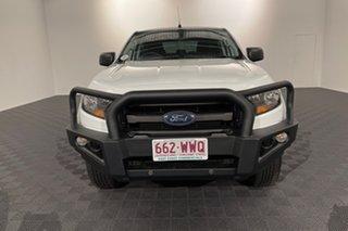 2016 Ford Ranger PX MkII XL White 6 speed Automatic Utility.