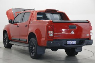 2018 Holden Colorado RG MY19 Z71 Pickup Crew Cab Red 6 Speed Manual Utility.