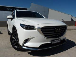 2020 Mazda CX-9 TC Azami SKYACTIV-Drive i-ACTIV AWD White 6 Speed Sports Automatic Wagon.