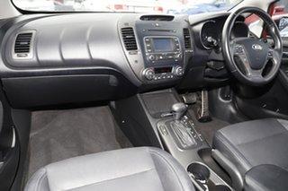 2013 Kia Cerato YD MY13 SLi Red 6 Speed Sports Automatic Sedan