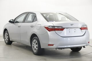 2018 Toyota Corolla ZRE172R Ascent S-CVT Silver 7 Speed Constant Variable Sedan.