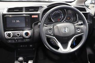 2016 Honda Jazz GF MY16 VTi Blue 5 Speed Manual Hatchback