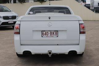 2012 Holden Ute VE II SV6 Thunder White 6 Speed Sports Automatic Utility