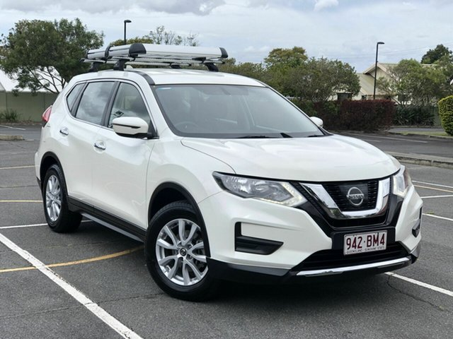 Used Nissan X-Trail T32 Series II ST X-tronic 4WD Chermside, 2017 Nissan X-Trail T32 Series II ST X-tronic 4WD White 7 Speed Constant Variable Wagon