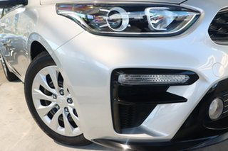 2019 Kia Cerato BD MY19 S Silky Silver 6 Speed Sports Automatic Sedan.