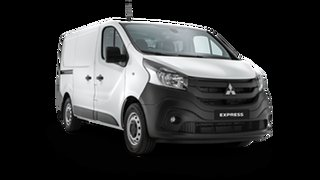2020 Mitsubishi Express SN MY22 GLX SWB DCT White 6 Speed Sports Automatic Dual Clutch Van