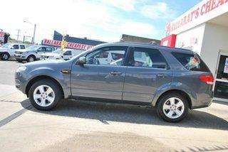 2013 Ford Territory SZ TX (RWD) Grey 6 Speed Automatic Wagon.