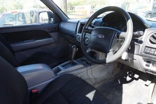 2011 Ford Ranger PX XLT Double Cab 4x2 Hi-Rider Black 6 Speed Sports Automatic Utility