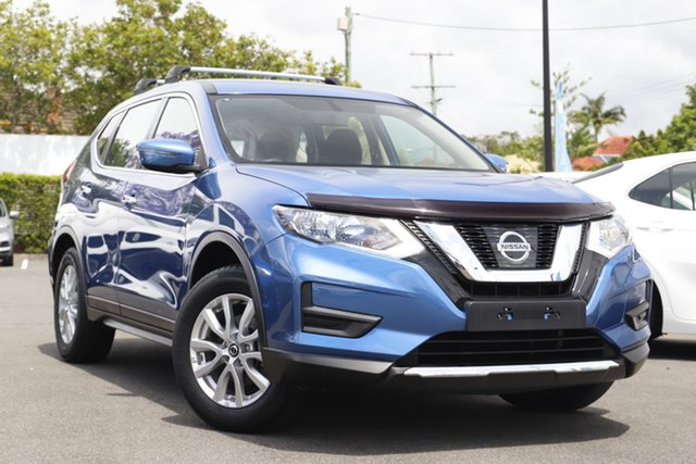 Used Nissan X-Trail T32 Series II ST X-tronic 2WD Mount Gravatt, 2018 Nissan X-Trail T32 Series II ST X-tronic 2WD Blue 7 Speed Constant Variable Wagon