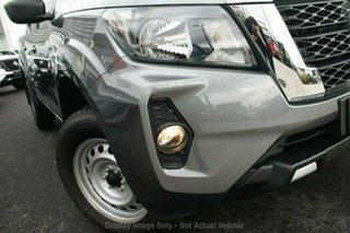 2021 Nissan Navara Twilight Grey Utility