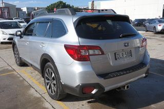2016 Subaru Outback B6A MY17 2.5i CVT AWD Premium Silver 6 Speed Constant Variable Wagon