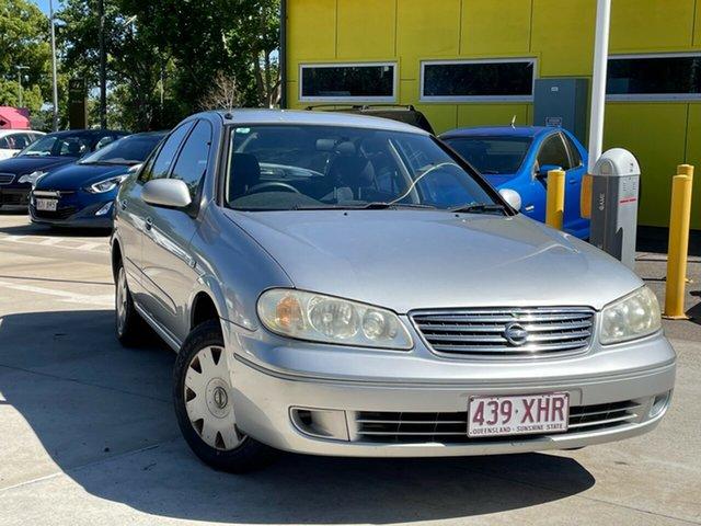 Used Nissan Pulsar N16 MY2004 ST Toowoomba, 2005 Nissan Pulsar N16 MY2004 ST Silver 4 Speed Automatic Sedan