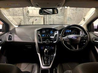 2017 Ford Focus LZ Titanium White 6 Speed Automatic Hatchback