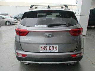 2016 Kia Sportage QL MY17 GT-Line Grey Leather (AWD) Grey 6 Speed Automatic Wagon.