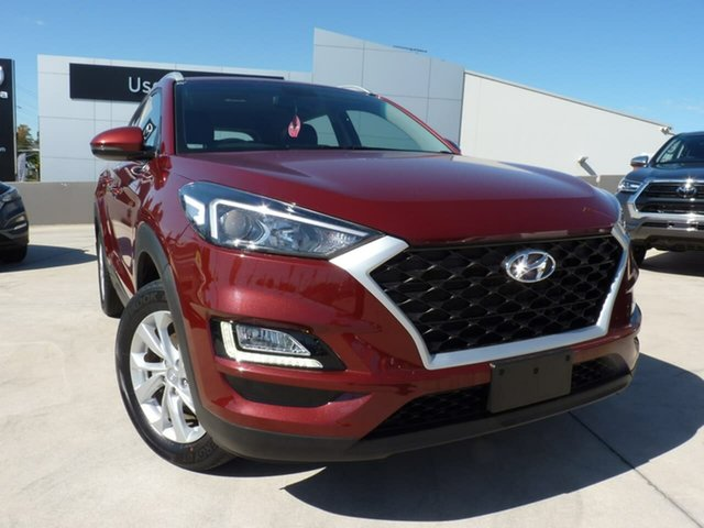 Pre-Owned Hyundai Tucson TL3 MY19 Active X 2WD Blacktown, 2019 Hyundai Tucson TL3 MY19 Active X 2WD Gemstone Red 6 Speed Automatic Wagon