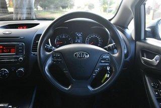 2015 Kia Cerato YD MY15 S Silver 6 Speed Sports Automatic Hatchback