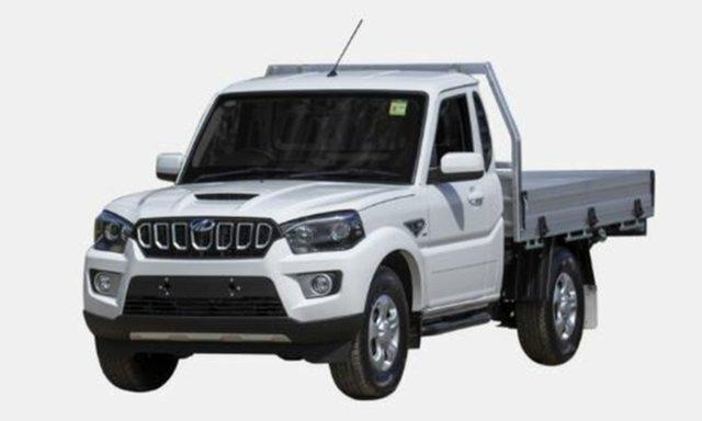 New Mahindra Pik-Up MY21 S6+ 4x2 Atherton, 2021 Mahindra Pik-Up MY21 S6+ 4x2 Red 6 Speed Manual Traytop