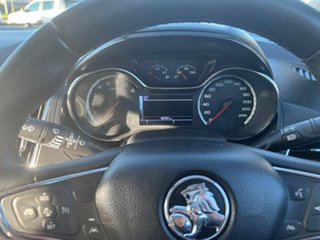2017 Holden Astra BL MY17 LT Silver 6 Speed Sports Automatic Sedan