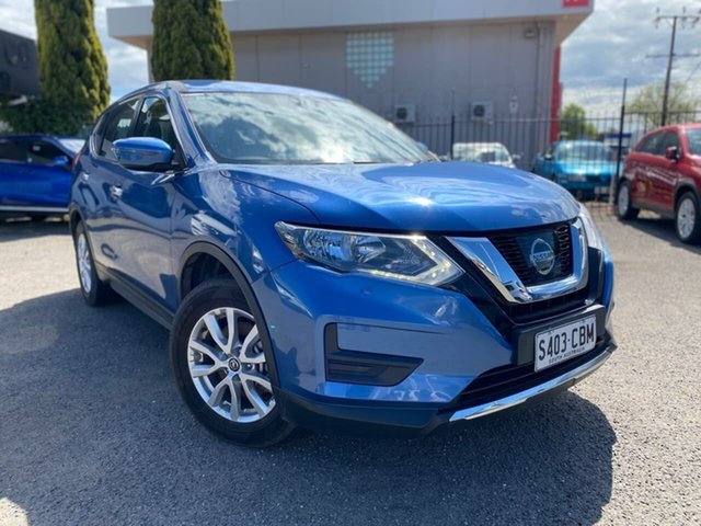 Used Nissan X-Trail T32 Series II ST X-tronic 4WD Hillcrest, 2019 Nissan X-Trail T32 Series II ST X-tronic 4WD Blue 7 Speed Constant Variable Wagon