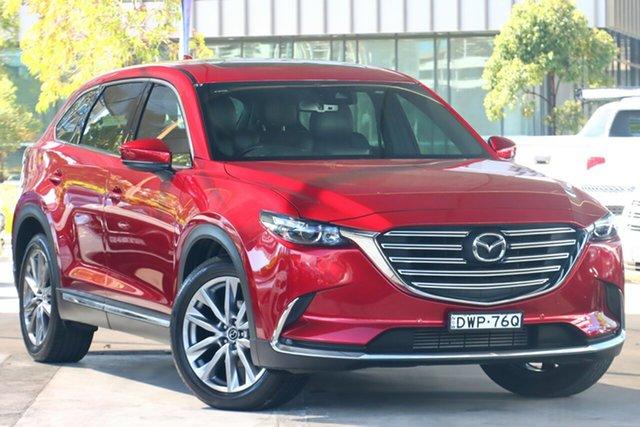 Used Mazda CX-9 MY18 GT (AWD) Zetland, 2018 Mazda CX-9 MY18 GT (AWD) Red 6 Speed Automatic Wagon