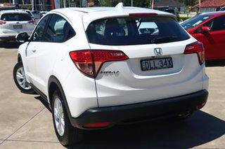 2016 Honda HR-V VTi White Continuous Variable Wagon.