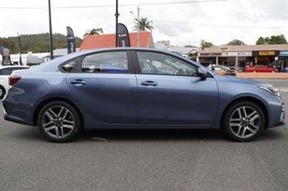 2021 Kia Cerato Horizon Blue Sedan.