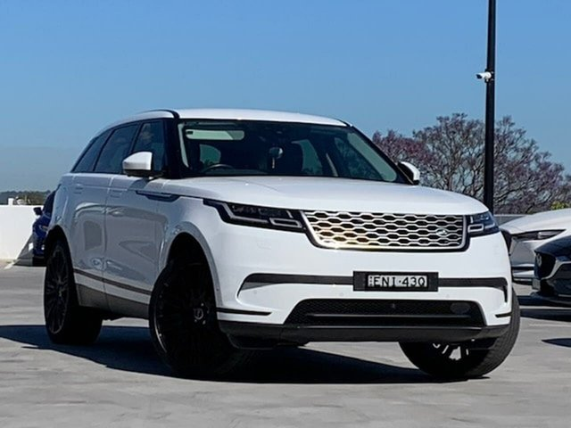 Used Land Rover Range Rover Velar L560 MY18 Standard SE Liverpool, 2018 Land Rover Range Rover Velar L560 MY18 Standard SE White 8 Speed Sports Automatic Wagon