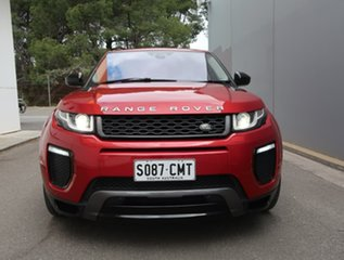 2015 Land Rover Range Rover Evoque L538 MY16 HSE Dynamic Red 9 Speed Sports Automatic Wagon.