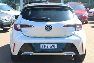 2020 Toyota Corolla Mzea12R ZR White Continuous Variable Hatchback