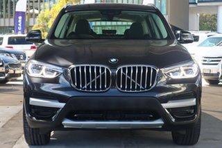2019 BMW X3 G01 MY18.5 xDrive30I Grey 8 Speed Automatic Wagon