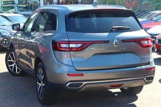2020 Renault Koleos XZG MY20 Intens X-Tronic (4x2) Grey Metallic Continuous Variable Wagon.