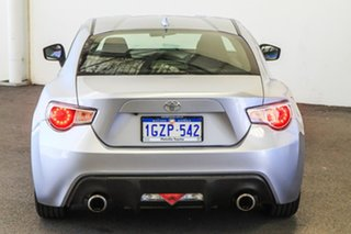 2015 Toyota 86 ZN6 MY15 GT Ice Silver 6 Speed Auto Sequential Coupe