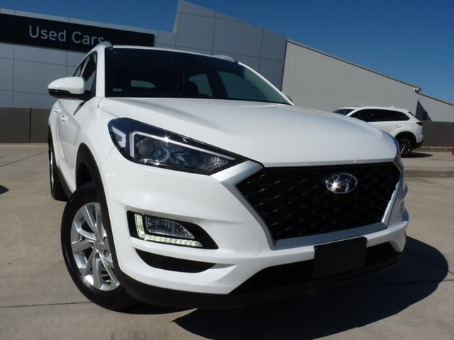Pre-Owned Hyundai Tucson TL3 MY19 Active X 2WD Blacktown, 2019 Hyundai Tucson TL3 MY19 Active X 2WD Pure White 6 Speed Automatic Wagon