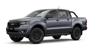 2021 Ford Ranger PX MkIII 2021.75MY Sport Meteor Grey 6 Speed Manual Double Cab Pick Up