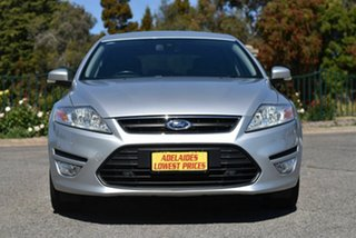 2011 Ford Mondeo MC Zetec Silver 6 Speed Sports Automatic Hatchback.
