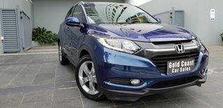 2018 Honda HR-V MY18 VTi-S Blue Continuous Variable Wagon.